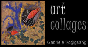 Art Collage Gabriele Voglgsang